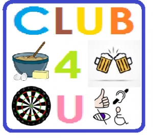 Club 4 U @ Virtual Zoom meeting